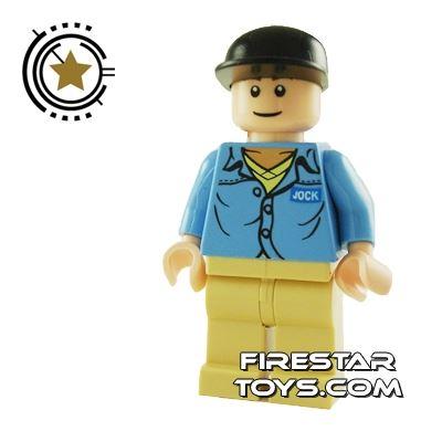 LEGO Indiana Jones Mini Figure – Jock