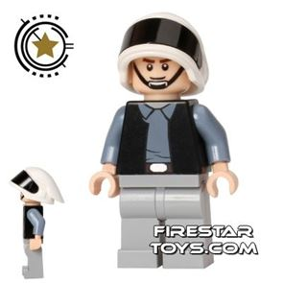LEGO Star Wars Mini Figure - Rebel Fleet Trooper - Smile