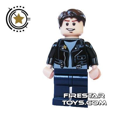 LEGO Indiana Jones Mini Figure - Mutt Williams