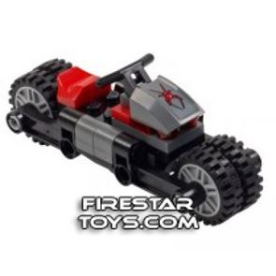 Custom Mini Set - Super Heroes - Spider-Cycle