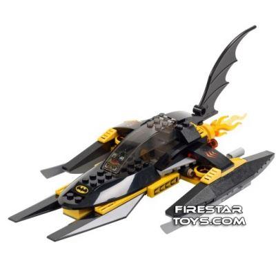 Custom Mini Set - Super Heroes - Batboat