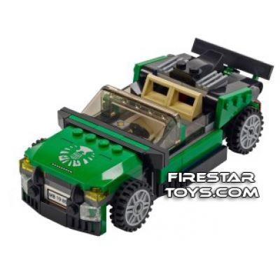 Custom Mini Set - Super Heroes - SHIELD Flying Car