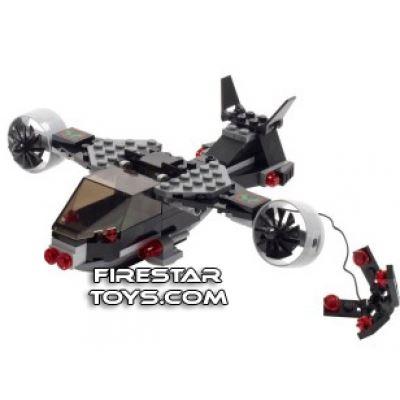 Custom Mini Set - Super Heroes - Speedy Jet