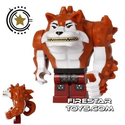LEGO Teenage Mutant Ninja Turtles Mini Figure - Dogpound