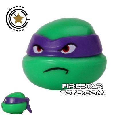 LEGO Mini Figure Heads - Teenage Mutant Ninja Turtles - Donatello