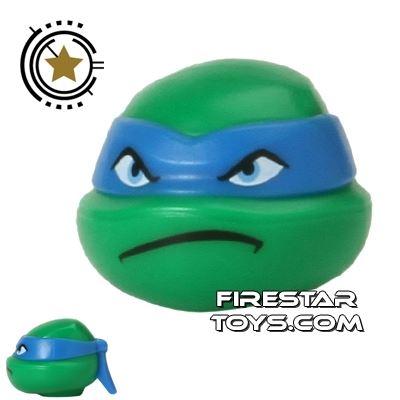 LEGO Mini Figure Heads - Teenage Mutant Ninja Turtles - Leonardo