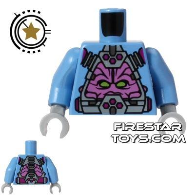 LEGO Mini Figure Torso - Teenage Mutant Ninja Turtles - Kraang Robot