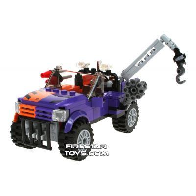 Custom Mini Set - Super Heroes - Two Face's Truck