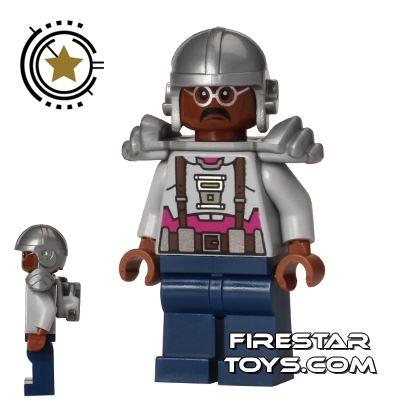 LEGO Teenage Mutant Ninja Turtles Mini Figure - Baxter Stockman