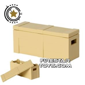 Brickarms - Weapons Crate - Tan
