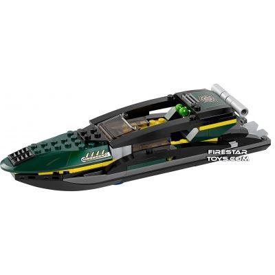 Custom Mini Set - Super Heroes - Killian's Speedboat