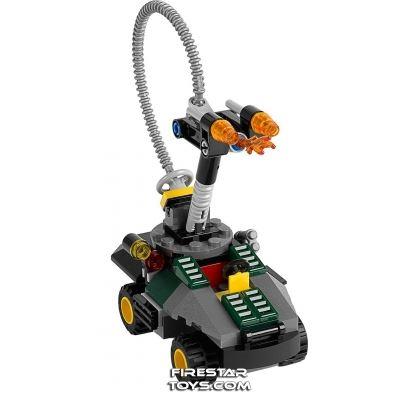Custom Mini Set - Super Heroes - Mandarin's Armored car