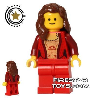 LEGO City Mini Figure - Cinema Visitor