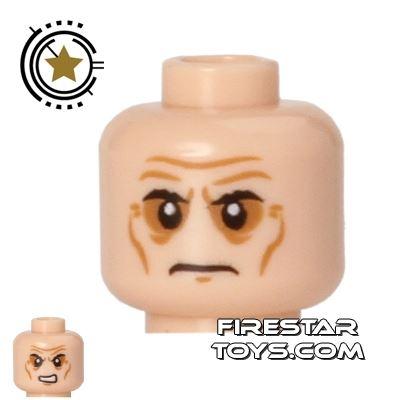 LEGO Mini Figure Heads - The Mandarin