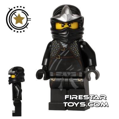LEGO Ninjago Mini Figure - Cole ZX