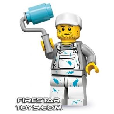 LEGO Minifigures - Decorator