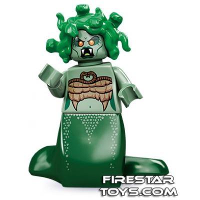 LEGO Minifigures - Medusa