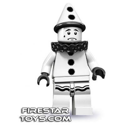 LEGO Minifigures - Sad Clown