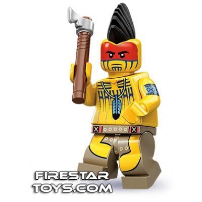 LEGO Minifigures - Tomahawk Warrior