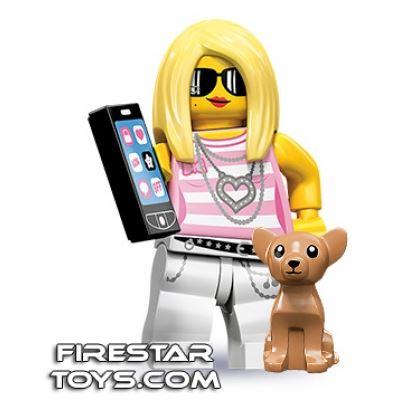 LEGO Minifigures - Trendsetter