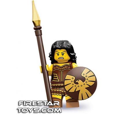 LEGO Minifigures - Warrior Woman