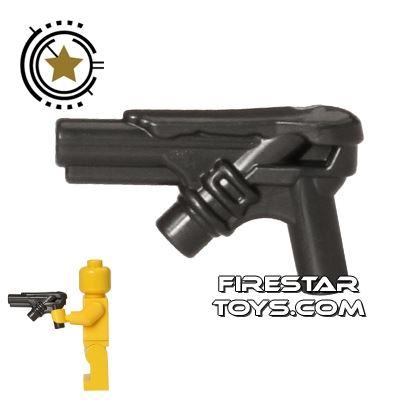 LEGO Gun - Kryptonian Lazer Gun - Pearl Dark Gray