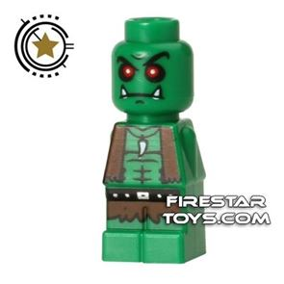 LEGO Games Microfig - Heroica Goblin Warrior