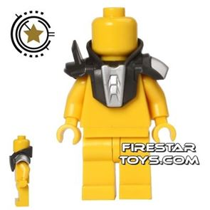 LEGO - Space Armor With Shoulder Protection