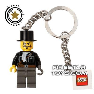 LEGO Key Chain - Adventurers - Lord Sam Sinister