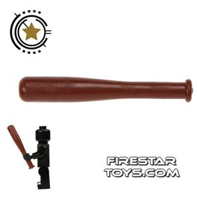 Brickarms - Baseball Bat - Brown