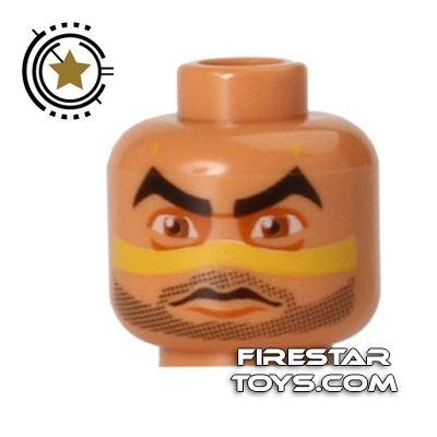 LEGO Minifigure Heads SW Quinlan Vos