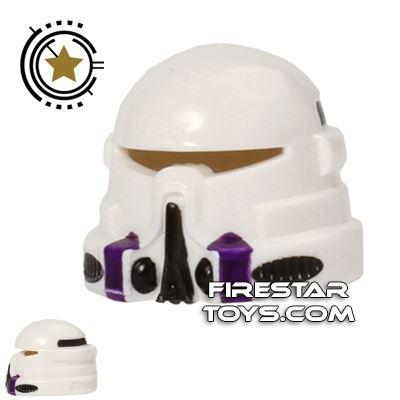 Arealight - Airborne Mace Helmet - White