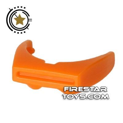 Arealight - Phase II Binocular Visor - Orange