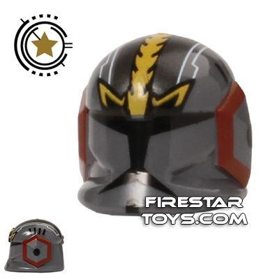 Arealight Dark Comm Helmet