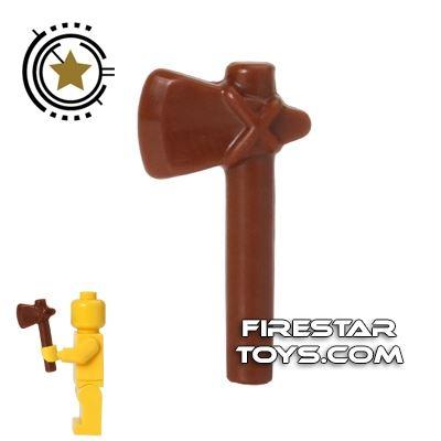 BrickForge - Tomahawk - Reddish Brown