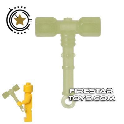 BrickForge - War Hammer - Glow in the Dark