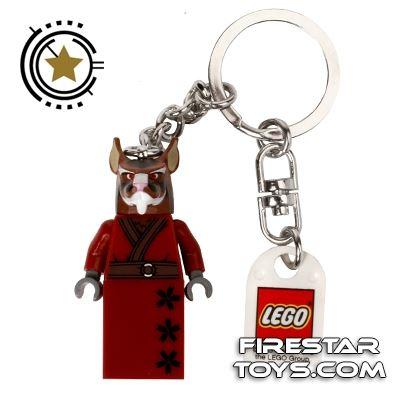 LEGO Key Chain - Teenage Mutant Ninja Turtles - Splinter