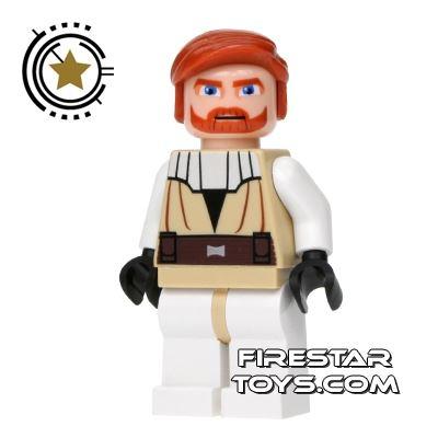 LEGO Star Wars Mini Figure - Clone Wars Obi-Wan Kenobi