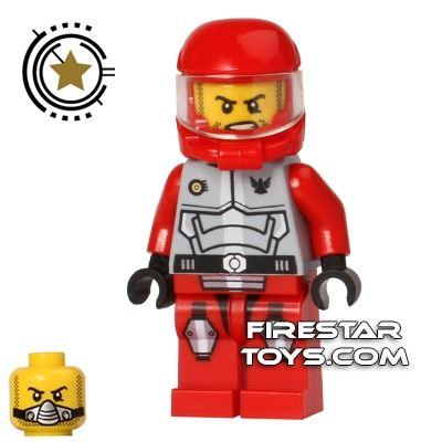 LEGO Galaxy Squad Mini Figure - Billy Starbeam