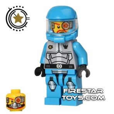 LEGO Galaxy Squad Mini Figure - Max Solarflare