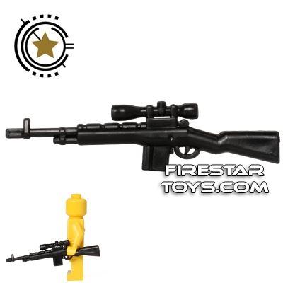 CombatBrick - M21 Sniper Rifle - Black