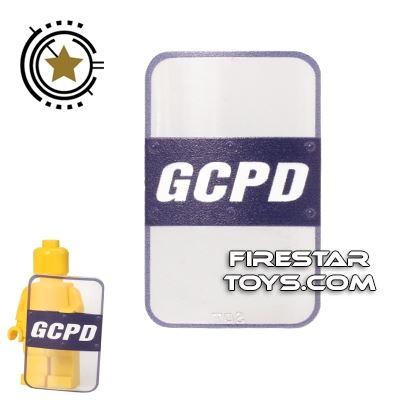SI-DAN - Bulletproof Shield - GCPD