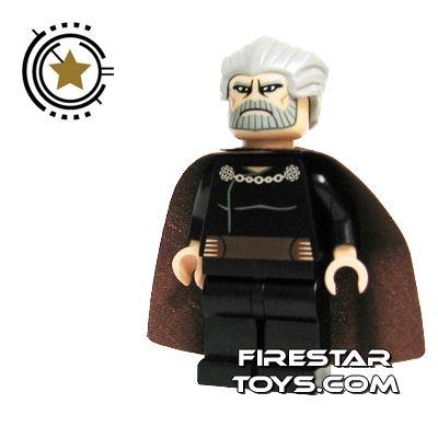 LEGO Star Wars Mini Figure - Clone Wars Count Dooku