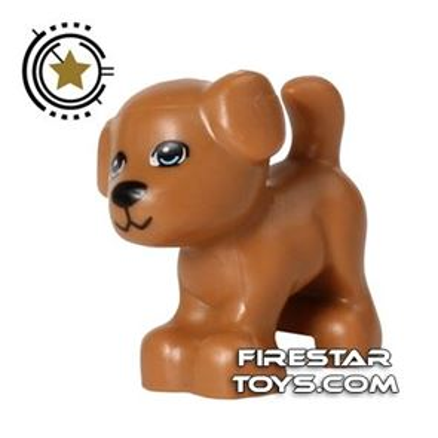 LEGO Animals Minifigure Puppy