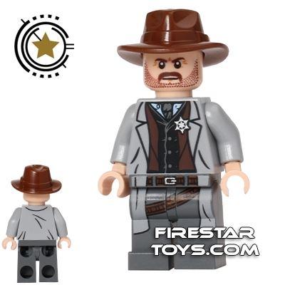 LEGO The Lone Ranger Mini Figure - Dan Reid