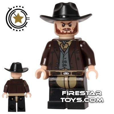 LEGO The Lone Ranger Mini Figure - Frank