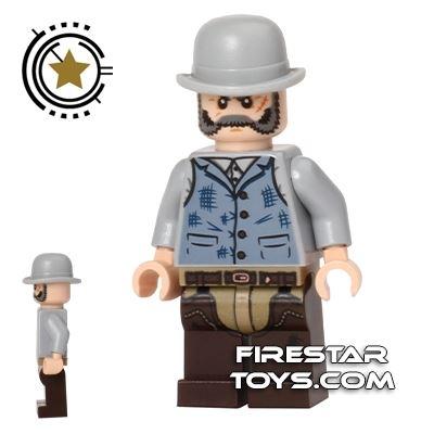 LEGO The Lone Ranger Mini Figure - Ray