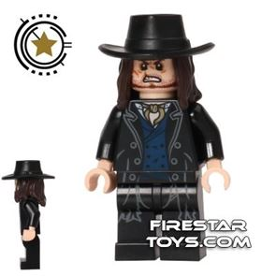 LEGO The Lone Ranger Mini Figure - Butch Cavendish