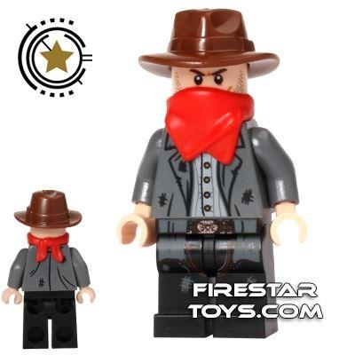 LEGO The Lone Ranger Mini Figure - Kyle