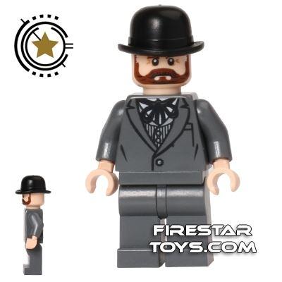LEGO The Lone Ranger Mini Figure - Latham Cole